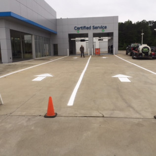 Commercial Pressure Washing in Bossier City, LA
