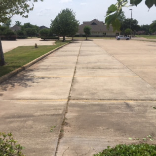 Parking Lot Striping in Bossier City, LA